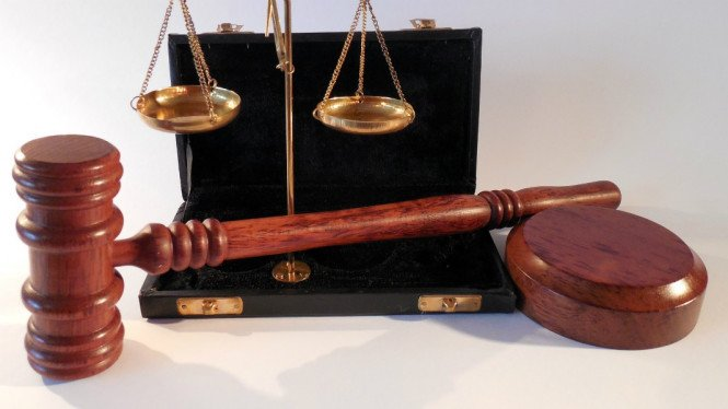 Foto Ilustrasi Pengadilan