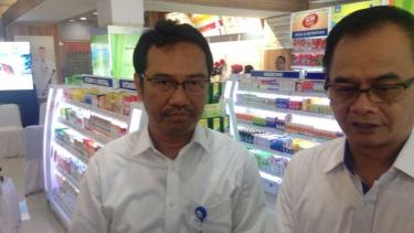 Direktur Umum Kimia Farma, M. Wahyuli Syafari