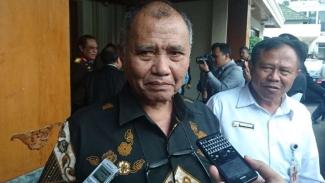 Ketua KPK, Agus Raharjo.