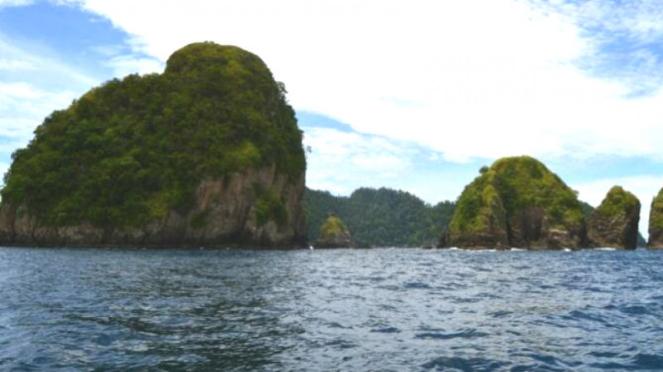 Pulau Pahawang, Lampung