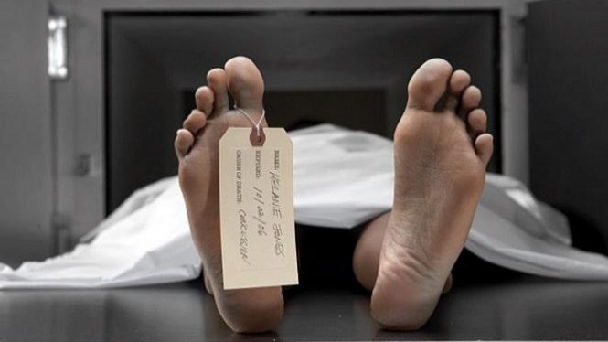 Ilustrasi kematian.