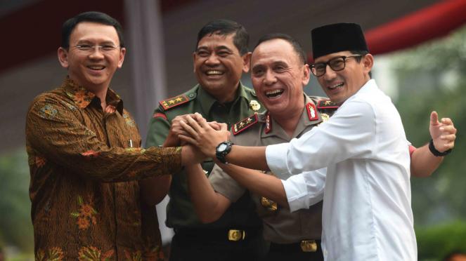 Deklarasi Damai Pilkada DKI Jakarta 2017