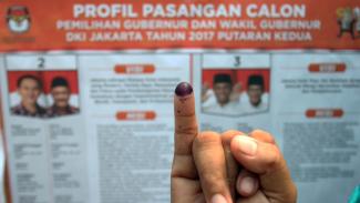 Ilustrasi-Pelaksaan Pilkada Serentak di Indonesia