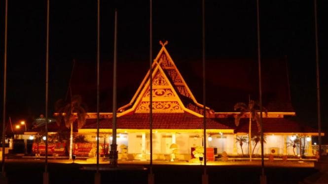 Kediaman Gubernur Riau