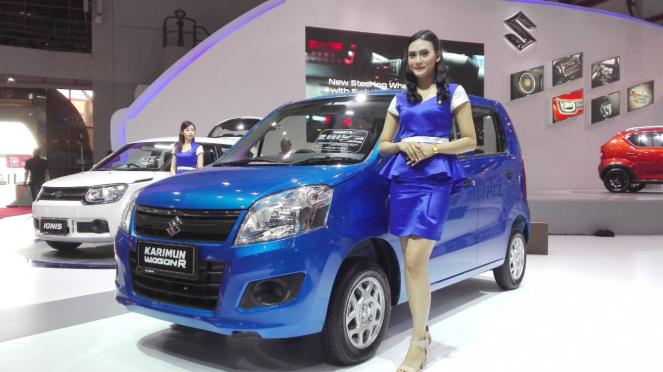 Suzuki New Karimun Wagon R.