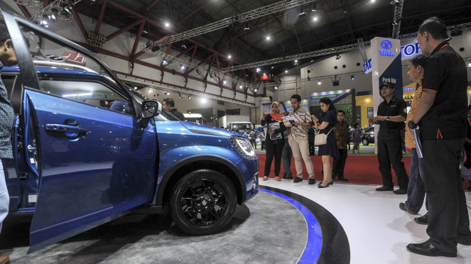 Suzuki Ignis di IIMS 2017