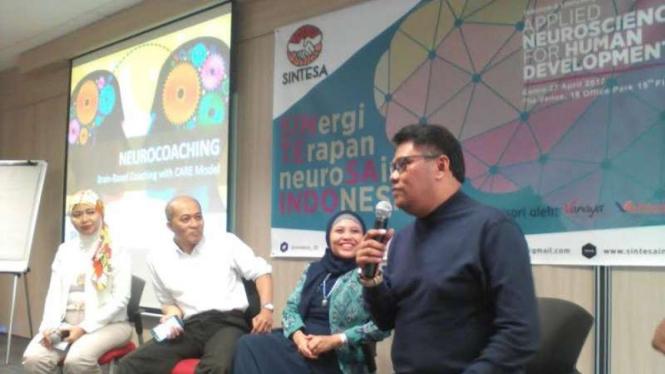 Peresmian Sinergi Terapan Neurosains Indonesia (Sintesa)