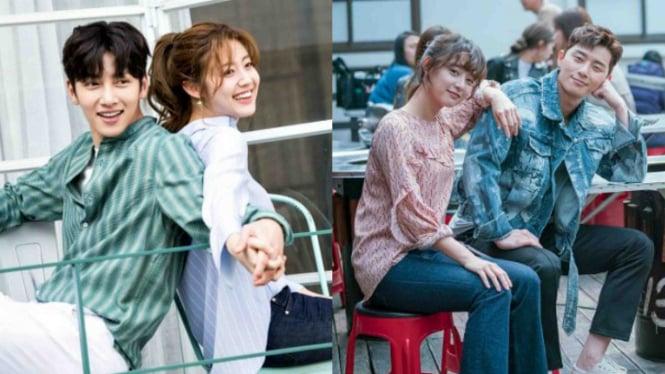 Awas Baper Drama Korea Romantis Komedi Bakal Tayang Mei Ini Viva