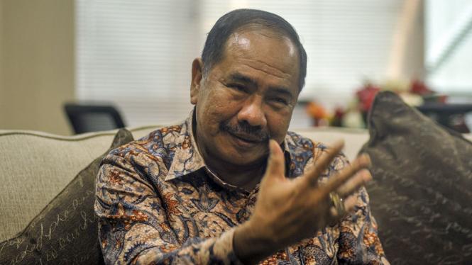 Kepala PPATK Kiagus Ahmad Badaruddin