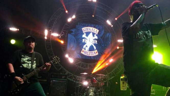 Band rock, Seringai