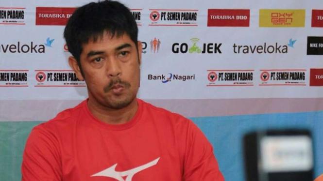 Nilmaizar, eks pelatih dan pemain Timnas Indonesia