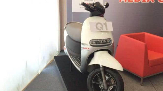 Motor listrik Viar Q1
