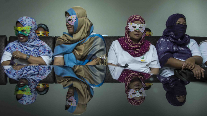 Ilustrasi-Pelaku Kasus Tindak Pidana Perdagangan Orang