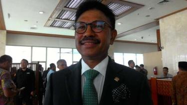Wakil Ketua Fraksi Nasdem Johnny G. Plate.