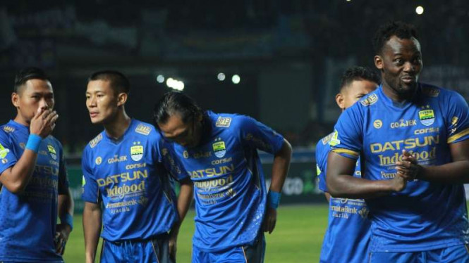 Prediksi Skor Persib Bandung Vs Borneo FC - VIVA