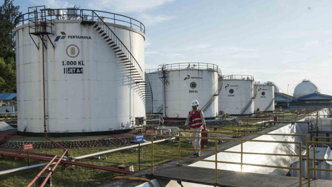 20 Unit Kapal Tanker Disiagakan, Atasi Kebutuhan BBM Natal Tahun Baru