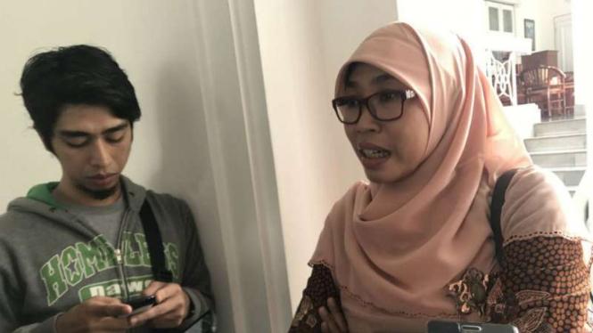 Anggota DPR RI Fraksi PKS Netty Prasetiyani Aher