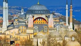 Masjid Hagia Sophia Turki