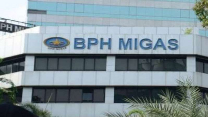 Gedung BPH Migas.