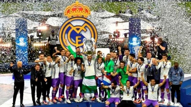 11 Fakta Menarik Usai Real Madrid Juara Liga Champions – VIVA 263b67d76e