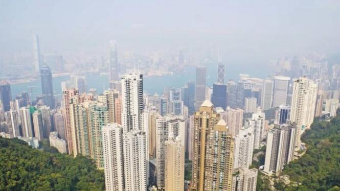Kota Hong Kong.