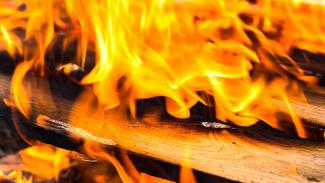 Ilustrasi pembakaran