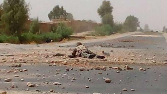 Sebuah wilayah di Afghanistan