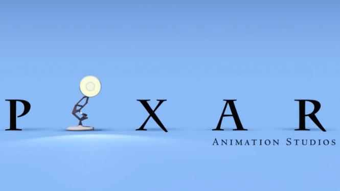 Logo Pixar.