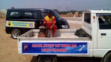 Layanan darurat di Jawa Tengah selama mudik 2017.