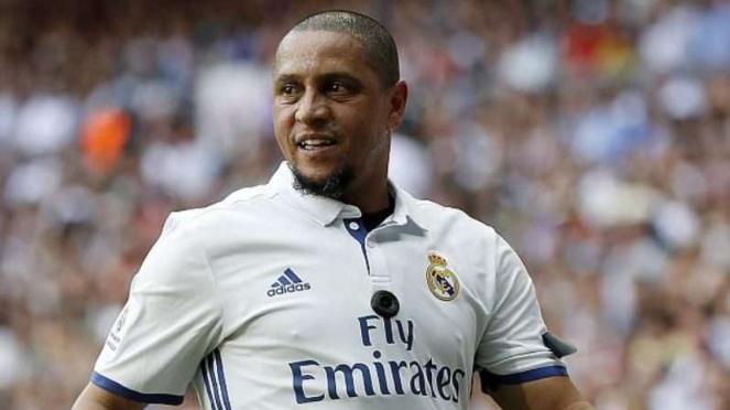 Legenda Real Madrid, Roberto Carlos