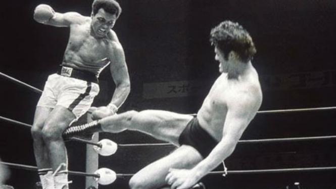 Duel Muhammad Ali versus Antonio Inoki, 26 Juni 1976