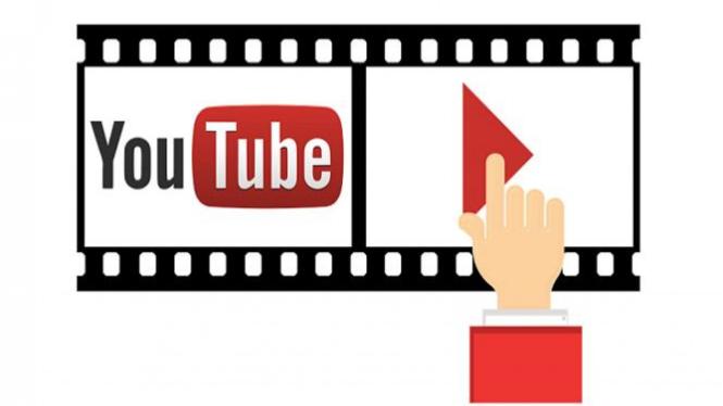 Ilustrasi Youtube.