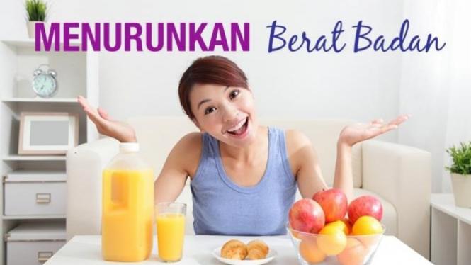Tips Turunkan Berat Badan Setelah Lebaran