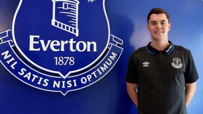 Michael Keane, bek Everton