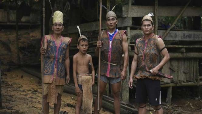 Ngeri, 6 Suku di Indonesia Ini Punya Ilmu Mengerikan