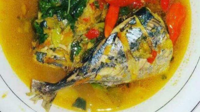 Resep Ikan Tongkol Khas Manado Viva