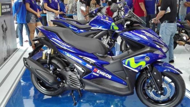 Mahalnya Harga Yamaha Aerox Di Malaysia Viva