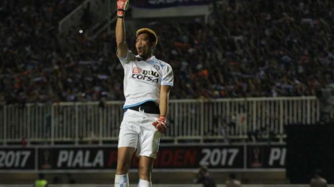 Kiper Arema FC, Kurnia Meiga Hermansyah