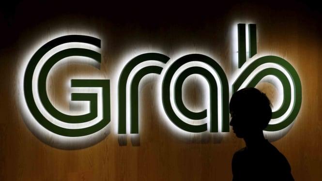 Suasana kantor Grab di Singapura.