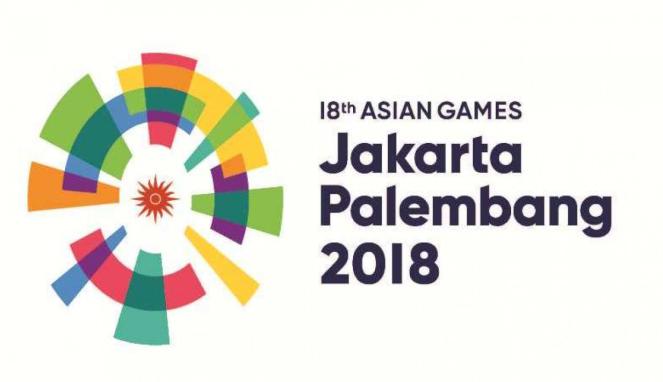Logo Asian Games 2018 Jakarta-Palembang