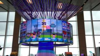 Fasilitas Bandara Internasional Changi Singapura