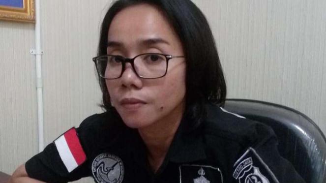 Ajun Komisaris Polisi Rosana Labobar