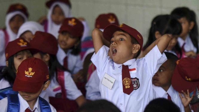 Serba-serbi Hari Pertama Masuk Sekolah