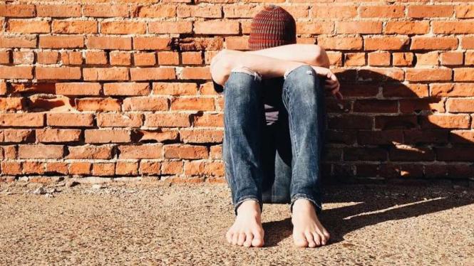 Ilustrasi korban bullying