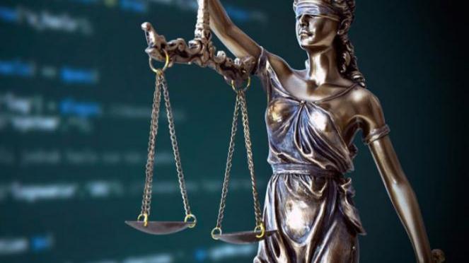 Ilustrasi hukuman bagi koruptor.
