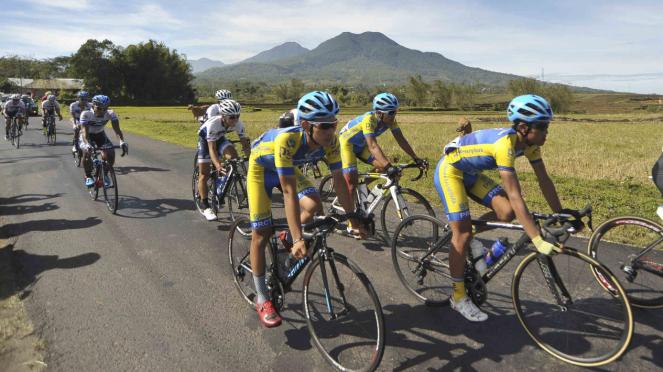 Etape Terakhir Tour de Flores 2017