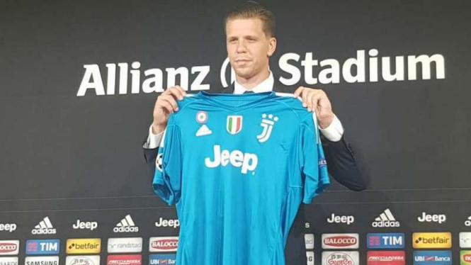 Kiper Juventus, Wojciech Sczcesny