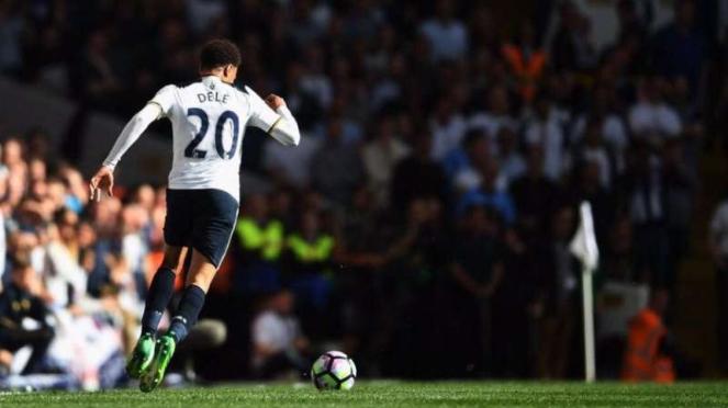Gelandang Tottenham Hotspur, Dele Alli