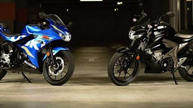Penjualan Suzuki Gsx R Dan Gsx S150 Bagai Bumi Dan Langit Viva