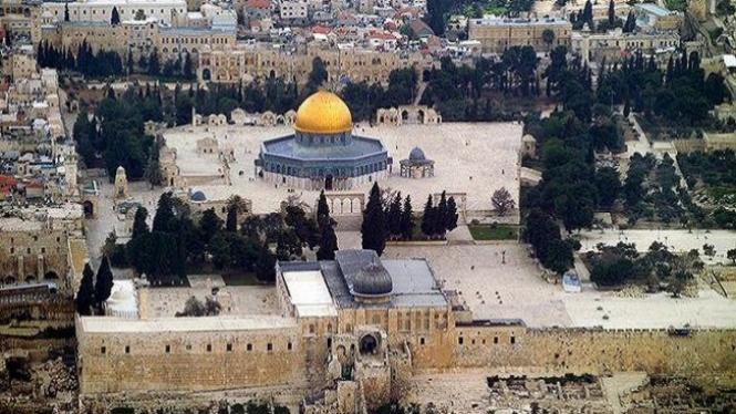 Kutuk Serangan Israel di Masjid Al-Aqsa, NU Jatim Serukan Qunut Nazila